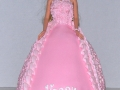 Barbie Girl Cake