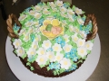 Fairy Floral Cake
