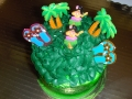 Layer Hawaiian Luau Cake