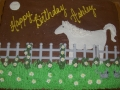 Horse Country Cake