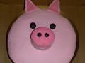 Pig Piggy Cake