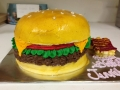 Hamburger Cake 2