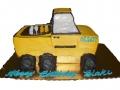 Truck Cake 1
