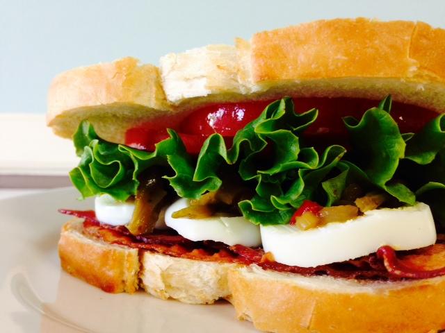 BLASTED Sandwich