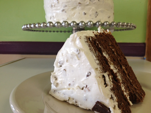 Hershey's Cake