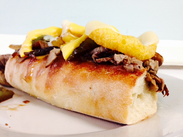 Carolina Cheese Steak
