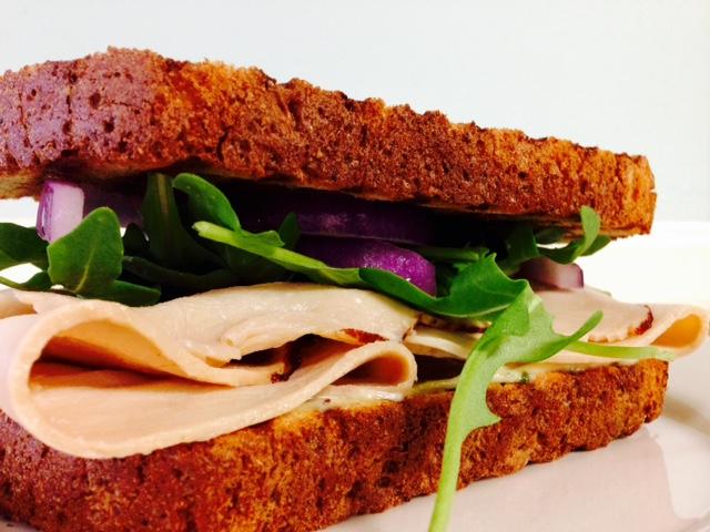 Good Start Turkey Sandwich