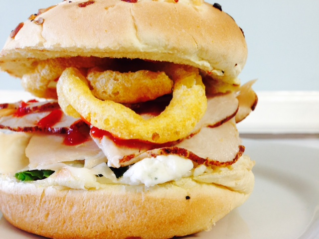Gobbler Turkey Sandwich