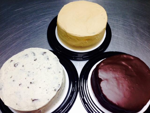 Oreo Cheesecake Mishap