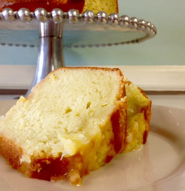 Pina Colada Pound Cake2