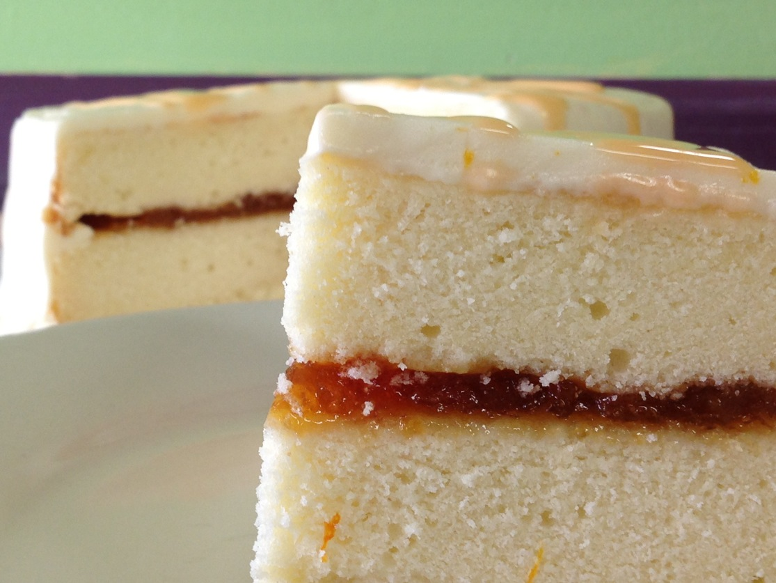 Summer Orchard Cake