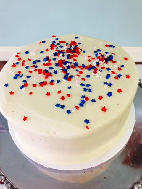 Red, White, and Blue Cake1