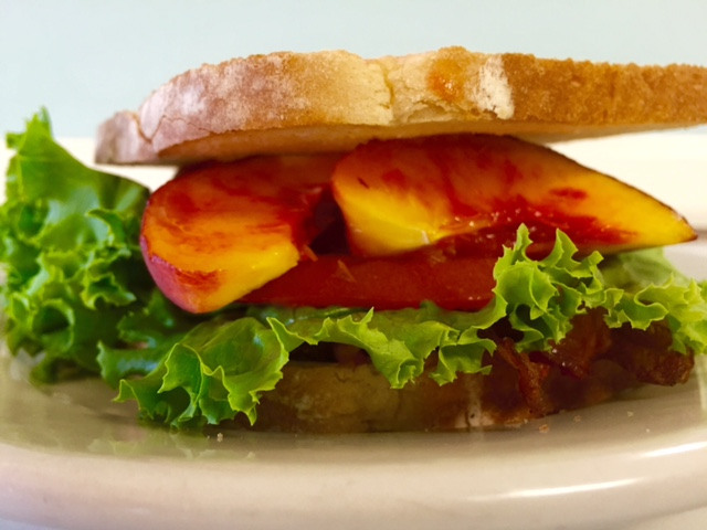 Peachy BLT