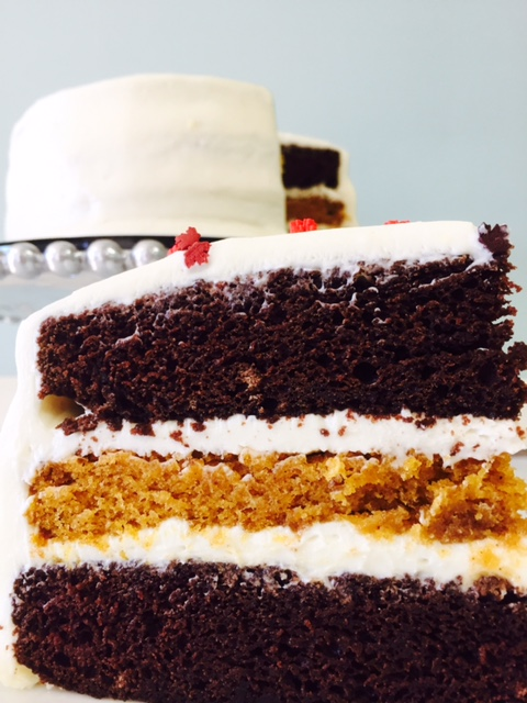 Pumpkin Stout Cake