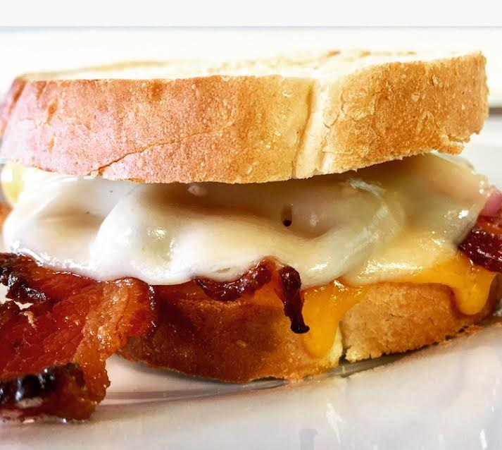 Bacon and Grilled Cheese